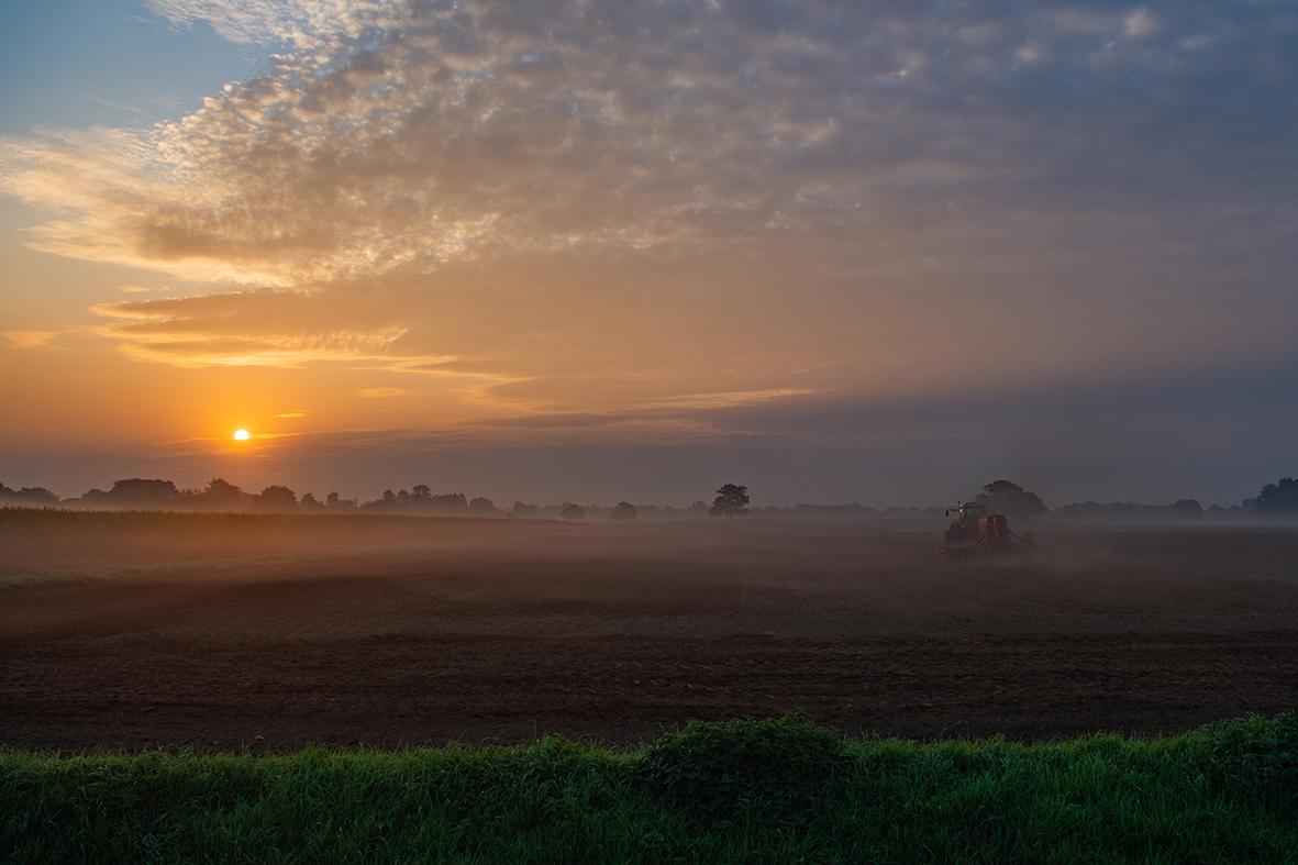ackerbau nebel